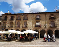 Siguenza, Spanien Lizenzfreie Stockbilder