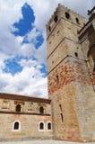 Siguenzakathedraal, Spanje Stock Foto's