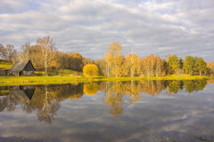 Sigulda, Λετονία στοκ εικόνα με δικαίωμα ελεύθερης χρήσης