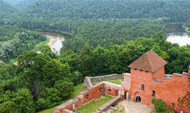 Sigulda Royalty Free Stock Photos