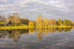 Sigulda, Letland Royalty-vrije Stock Afbeelding