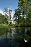Sigulda, Lettonie Photo libre de droits