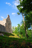Sigulda Medieval Castle Royalty Free Stock Images