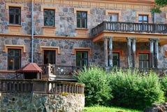 Sigulda old castle Royalty Free Stock Images