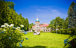 Sigulda Town Stock Photos