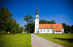 Sigulda Town Royalty Free Stock Images