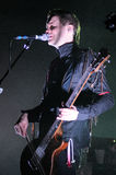 Sigur Ros,  Icelandic post-rock band from Reykjavik, performs at Sant Jordi Club Royalty Free Stock Images