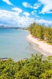 SIHANOUK VILLE Province the paradise beach Cambodia kingdom of wonder Stock Photography