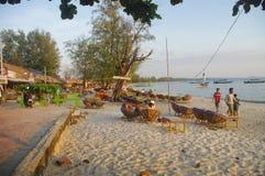 Sihanoukville royalty-vrije stock afbeelding