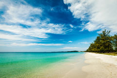 Sihanoukville beach, Cambodia Stock Photography