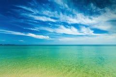 Sihanoukville beach, Cambodia Royalty Free Stock Image