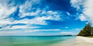 Sihanoukville beach, Cambodia Stock Photos
