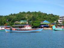 Sihanoukville Cambogia Fotografia Stock Libera da Diritti