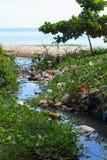 SIHANOUKVILLE, CAMBOYA - 17 DE NOVIEMBRE DE 2014 Foto de archivo libre de regalías