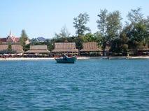 Sihanoukville Kambodja Stock Foto's