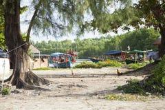 Sihanoukville, Kambodja Stock Foto's