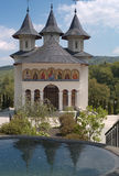 Sihastria monastery Royalty Free Stock Image