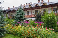 Sihastria, monks house Stock Photography