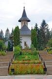 Sihastria orthodox monastery royalty free stock photo