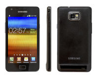 SII галактики Samsung стоковое фото rf