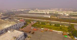 SIIDCUL Industrial Area beautiful aerial shot.