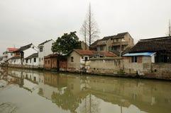 Sijing Ancient Town Shanghai Stock Photos