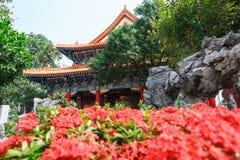 Sik sik yuen wong tai sin temple Stock Image