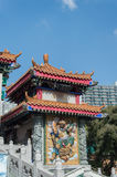 Sik Sik Yuen Wong Tai Sin Temple in Hong Kong Stock Image
