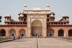 Sikandra, Agra Stock Photography