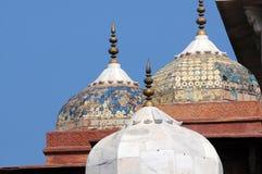 Sikandra, Agra, Uttar Pradesh, India. February 13, 2013. Architectural detail from Sikandra, in Agra, Uttar Pradesh, India. February 13, 2013 Stock Photo