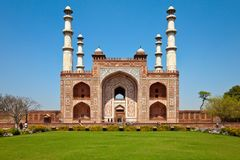 Sikandra Gate Royalty Free Stock Photo