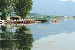 Sikara In Dallake. Stock Photos