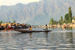 Sikara In Dallake. Royalty Free Stock Images