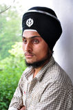 Sikh boy Royalty Free Stock Photos