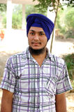 Sikh boy Royalty Free Stock Photo