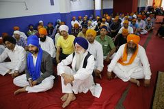 Sikh068 Stock Photography