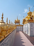 Sikh Golden Temple Stock Images