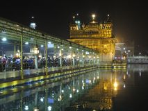 Sikh Golden Temple 04 Stock Photography