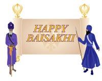 Sikh greeting Stock Photo