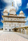 Sikh gurdwara Royalty Free Stock Image