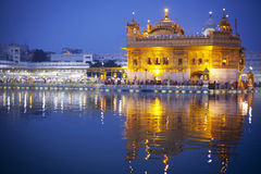Sikh gurdwara Golden Temple Stock Photography
