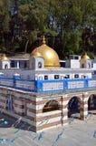 The Sikh Gurdwara in Rewalsar Royalty Free Stock Photo