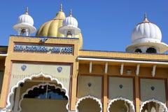 Sikh Gurdwara, San Jose, California, USA Stock Image