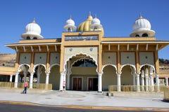 Sikh Gurdwara, San Jose, California, USA Stock Photo