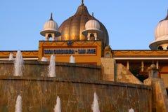 Sikh Gurdwara, San Jose, California, USA Royalty Free Stock Photography