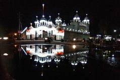 Sikh Gurudwara Stock Photos