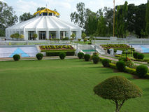 Sikh Gurudwara India Royalty-vrije Stock Foto's