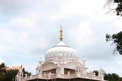 Sikh gurudwara Royalty Free Stock Images