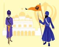 Sikh heritage Royalty Free Stock Photos