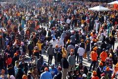 Sikh Khalsa Day Royalty Free Stock Photos